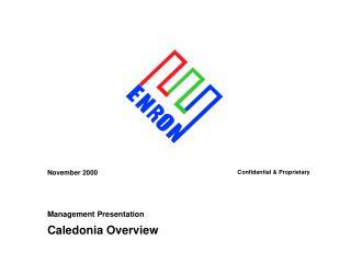 November 2000