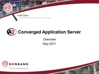 Converged Application Server