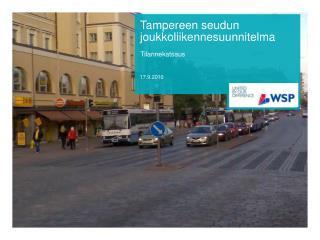 Tampereen seudun joukkoliikennesuunnitelma