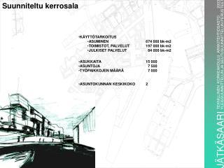 TEKNILLINEN  KORKEAKOULU  ARKKITEHTIOSASTO       2003