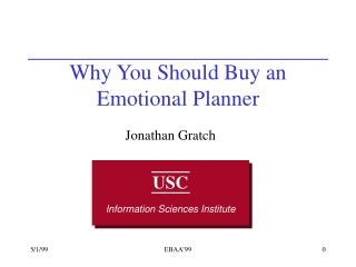 Why You Should Buy an Emotional Planner