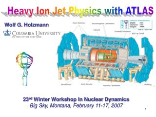 Heavy Ion Jet Physics with ATLAS