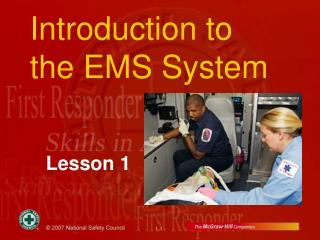 Introduction to the EMS System