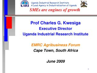 SMEs are engines of growth