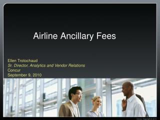 Airline Ancillary Fees
