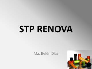 STP RENOVA