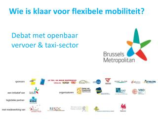 Wie is klaar voor flexibele mobiliteit?
