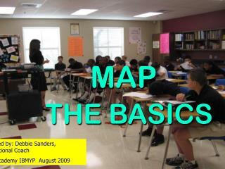 MAP  THE BASICS