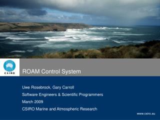 ROAM Control System
