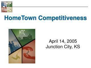 April 14, 2005 Junction City, KS