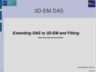 3D-EM DAS