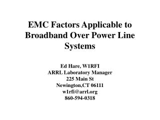 In the US, Regulated by FCC Part 15