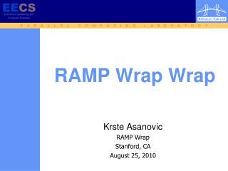 RAMP Wrap Wrap