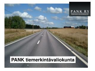 PANK tiemerkintävaliokunta