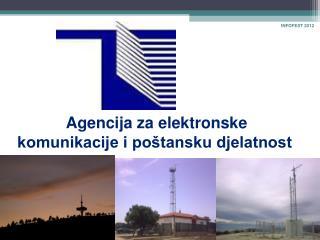 Agencija za elektronske komunikacije i poštansku djelatnost