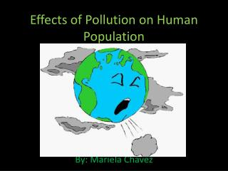 Effects of Pollution on Human Population