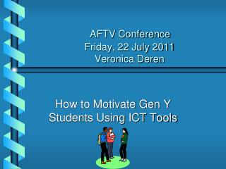 AFTV Conference  Friday, 22 July 2011   Veronica Deren