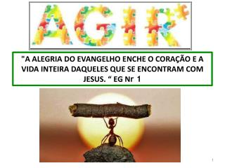 A realidade nos interpela, cobra coer�ncia com as promessas e os imperativos do Evangelho.