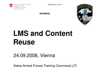 LMS and Content Reuse