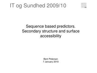 IT og Sundhed 2009/10