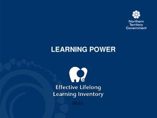 LEARNING POWER