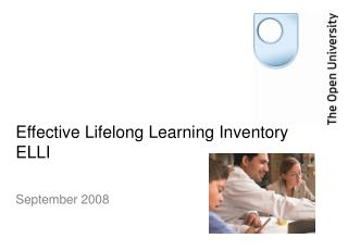 Effective Lifelong Learning Inventory ELLI
