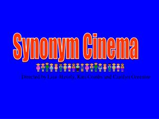 Synonym Cinema