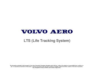 LTS (Life Tracking System)