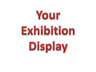 Your Exhibition Display
