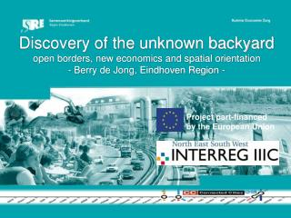 Project part-financed by the European Union
