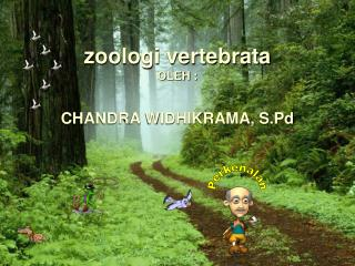 zoologi vertebrata OLEH : CHANDRA WIDHIKRAMA, S.Pd