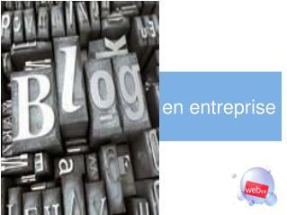 Blogs en entreprise