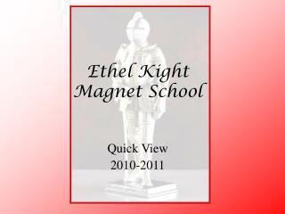 Ethel Kight Magnet School