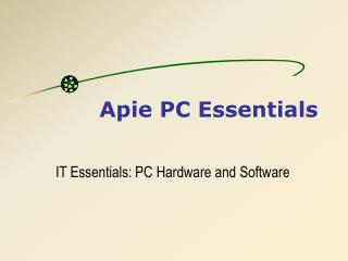 Apie PC Essentials