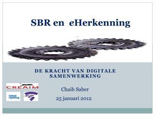 SBR en   e Herkenning