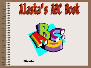 Alaska's ABC Book