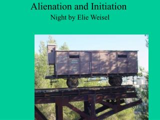 Alienation and Initiation