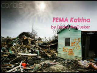 FEMA Katrina