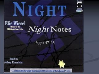 Night  Notes