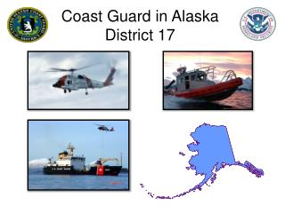 Coast Guard in Alaska District 17