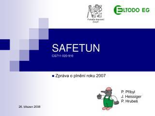 SAFETUN CG711-020-910
