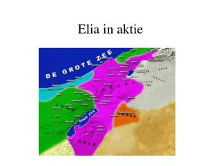 Elia in aktie