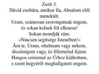 Zsolt 3