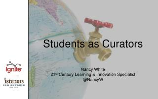 Students as Curators