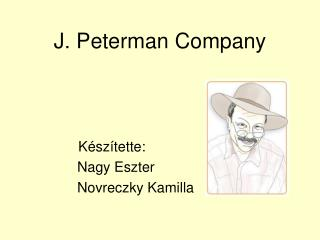 J. Peterman Company