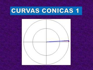 CURVAS CONICAS 1
