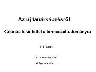 T�l Tam�s