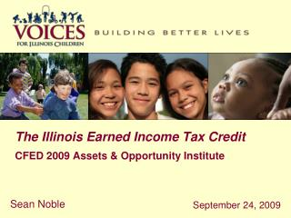 The Illinois Earned Income Tax Credit