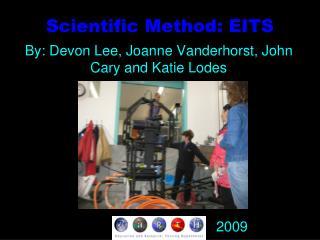 Scientific Method: EITS