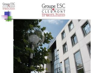 Clermont 35,000  students 2   universities  �Grandes Ecoles��of       Engineering